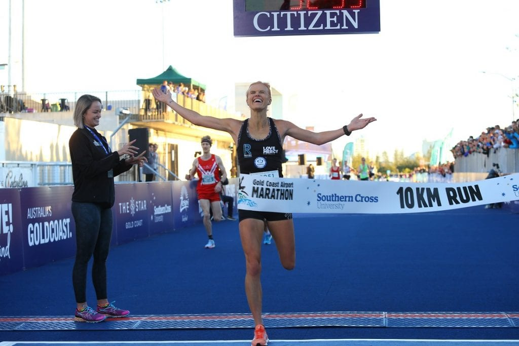 2017 Southern Cross University 10km Run winner Eloise Wellings will represent Australia in the 5000m and 10,000m at the IAAF World Championships