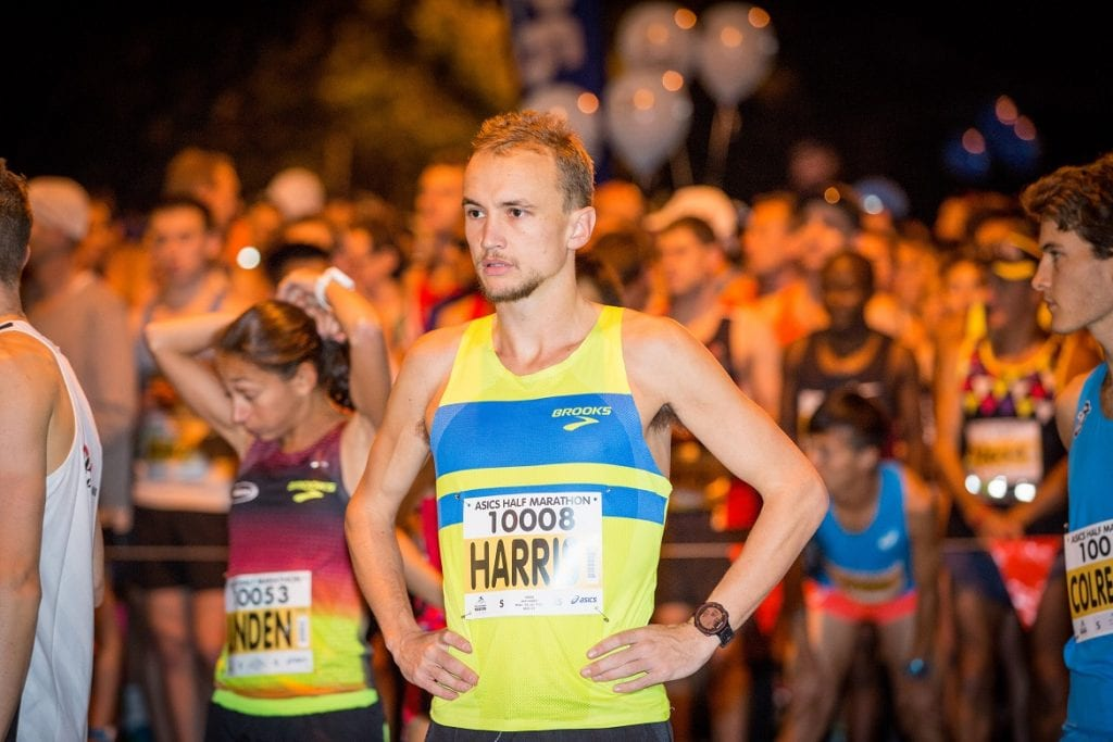 2017 ASICS Half Marathon sixth placegetter Josh Harris will represent Australia in the marathon at the IAAF World Championships
