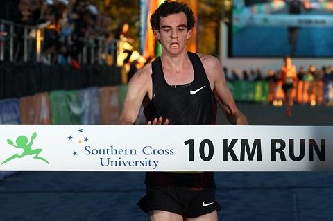 10km winner
