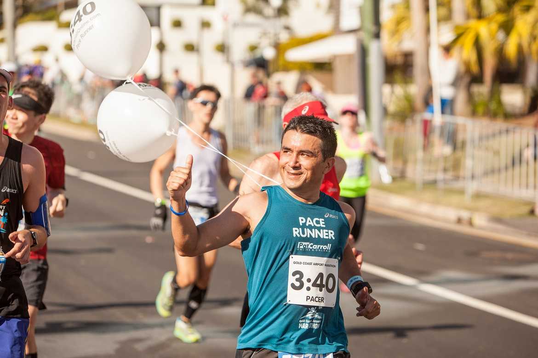 Pace Runners Gold Coast Airport Marathon