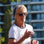 Joan Darlington - Volunteer & runner