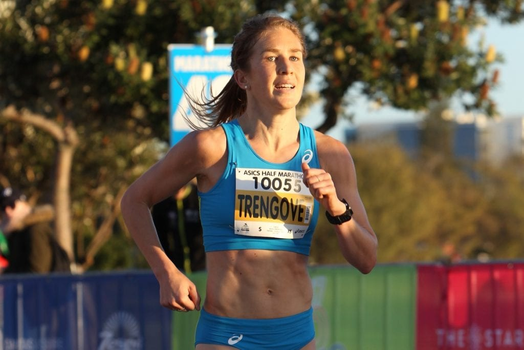 2017 ASICS Half Marathon third placegetter Jess Trengove will represent Australia in the marathon at the IAAF World Championships