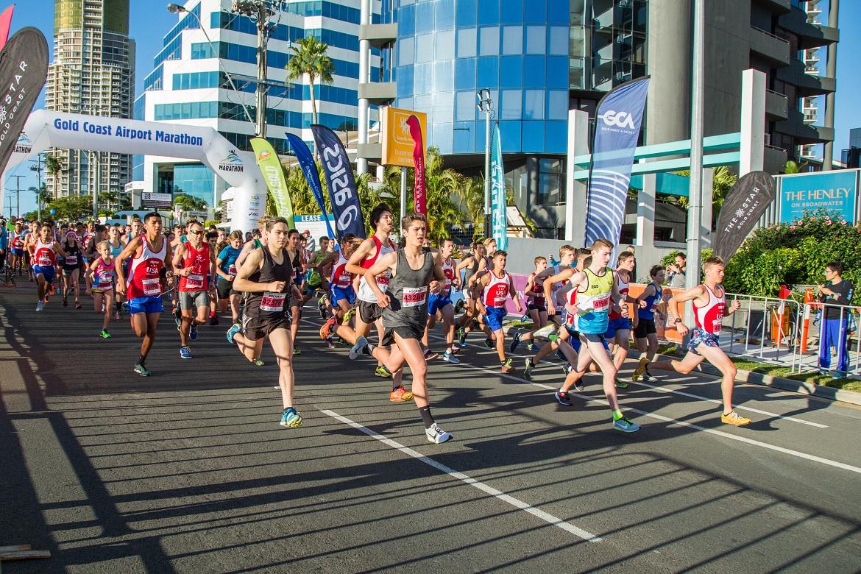 4dffd93c1a Mackays spread family kindness in Gold Coast Airport Fun Run - Gold ...