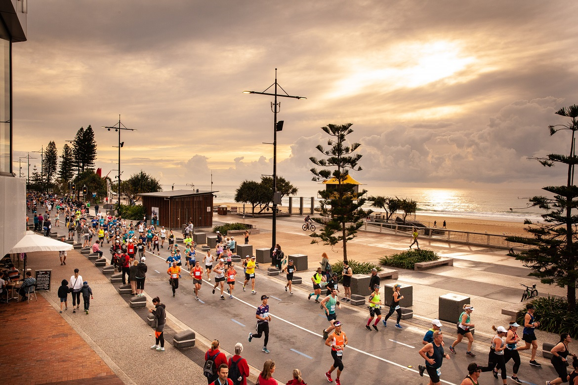 Gold Coast Marathon Howei