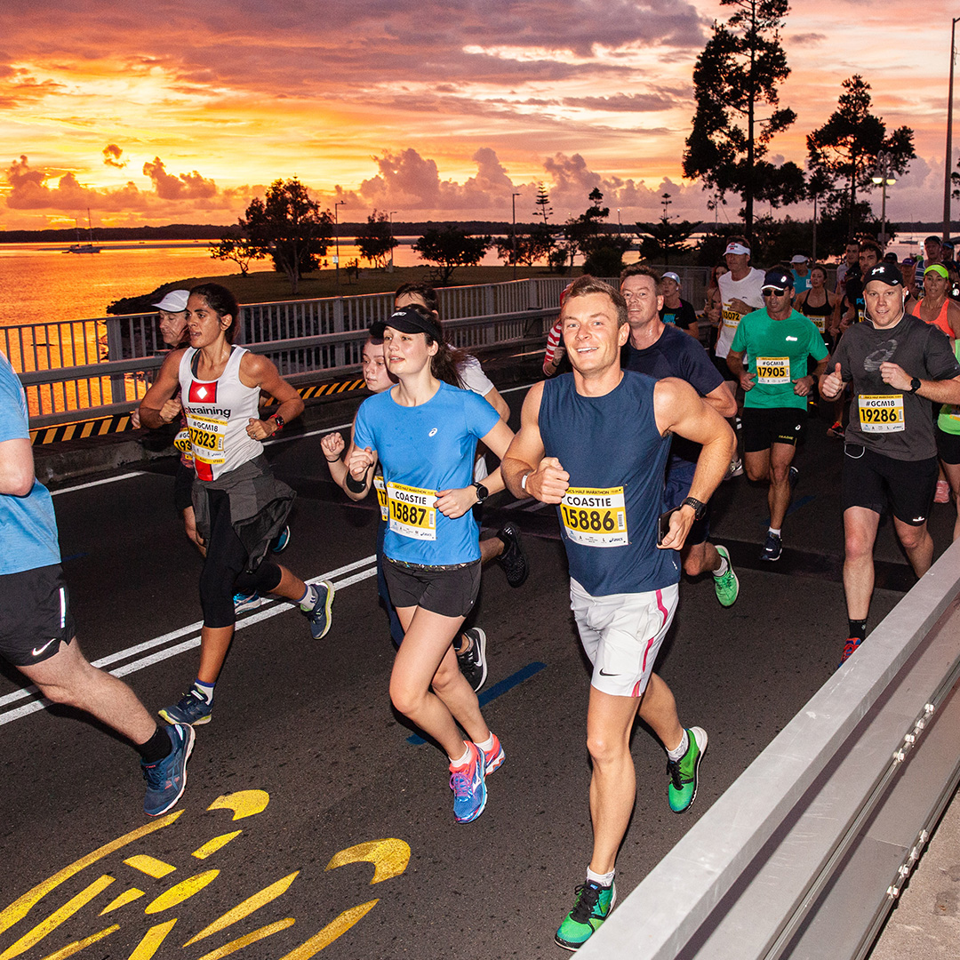 What matters with 12 weeks to go? - Gold Coast Marathon