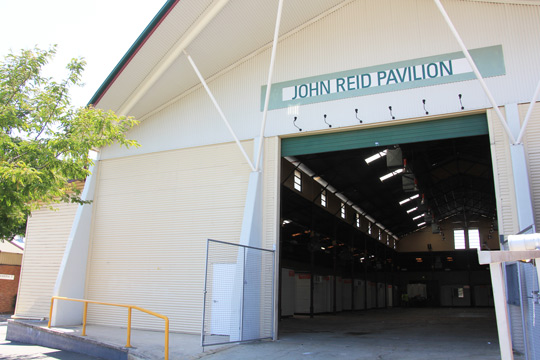 John Reid Pavillion