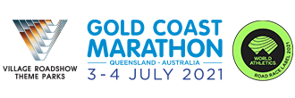 2021 Gold Coast Marathon